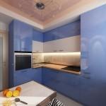 Идеи как обустроить угловые малогабаритные кухни