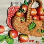 Как сделать красивые украшения для кухни