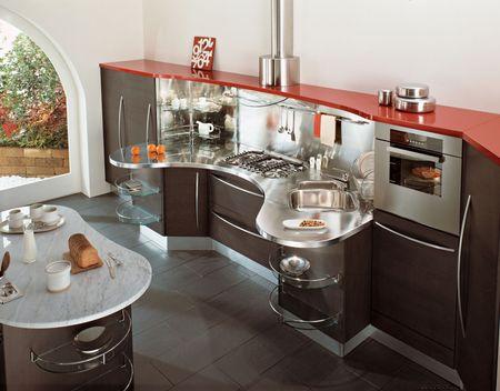 Применяем дизайнерские идеи для любой кухни