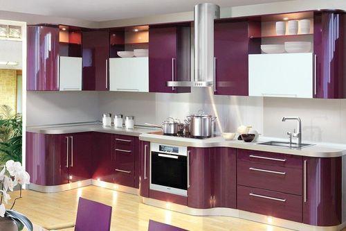 проходная кухня в частном доме фото дизайна интерьеров