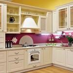 Идеи интерьера г-образной кухни в квартире