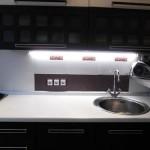Идеи как выбрать светильник для рабочей зоны кухни