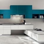 Продумываем дизайн кухни светлый низ темный верх