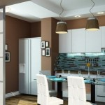 Каким сделать дизайн кухни без окна