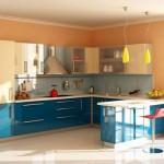 Какой может быть двухцветная кухня: варианты дизайна