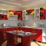 Как украсить кухню в различных стилистических концепциях