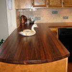 Классификация столешниц для кухни по видам