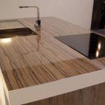 Виды столешниц для кухни из ДСП 38 мм