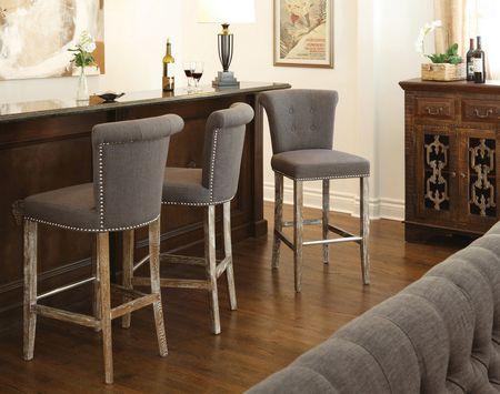 Мягкие кухонные стулья