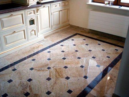 Плитка на кухне