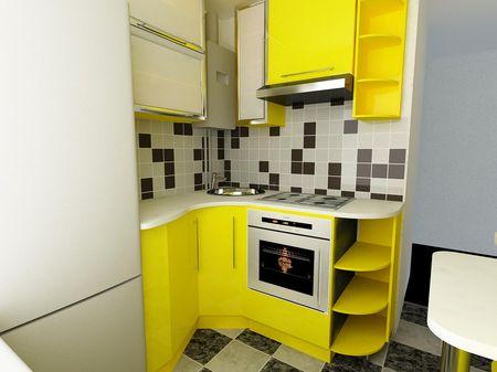Евроремонт в кухне