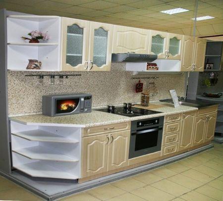 Кухня МДФ «Клен»-2 (кат. 4)