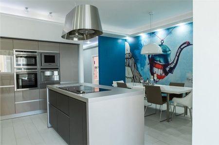 Рисунок 3д на кухне