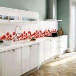 Какие фартуки для кухни есть в Леруа Мерлен