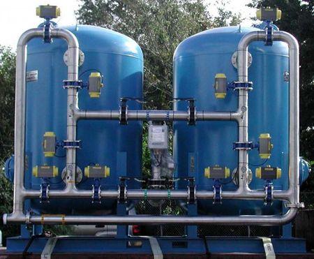 Промышленные фильтры для очистки воды из скважины