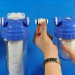Инструкция по установке фильтра для воды
