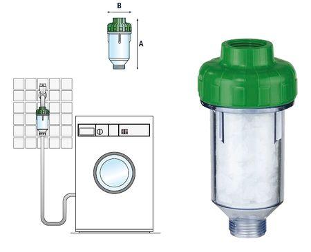 Установка полифосфатного фильтра