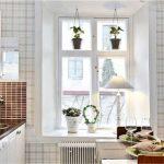 Современные идеи дизайна обоев для кухни